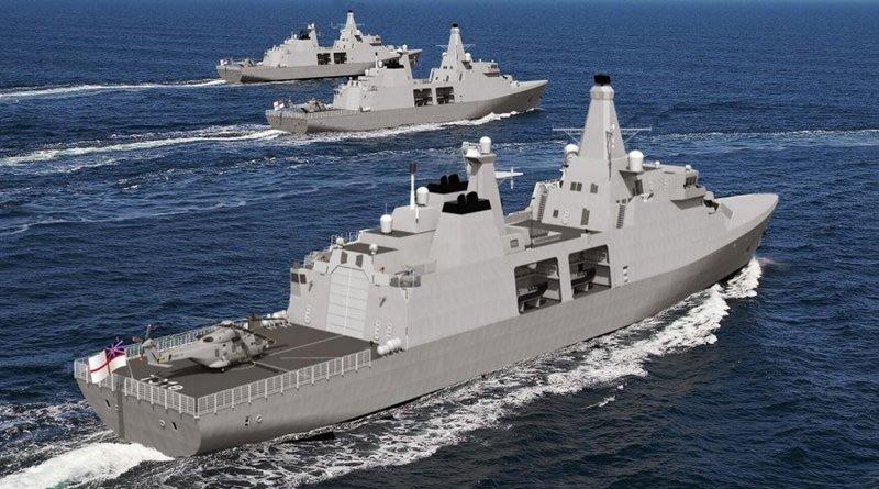 Type 31 Frigate update