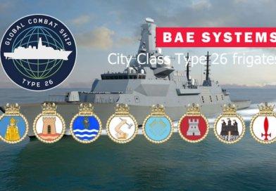 New Type 26 City Class